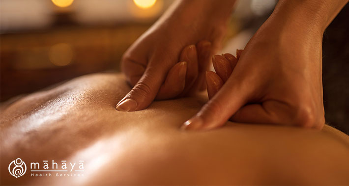 massage therapy is more than just for relaxation but also for overall health | Mahaya Health Services | Toronto Naturopathic Clinic Downtown