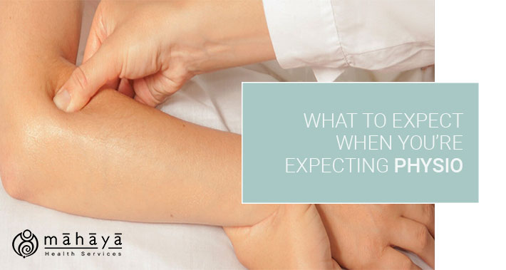 What To Expect When You're Expecting Physio | Mahaya Health Services | Toronto Naturopathic Clinic Downtown